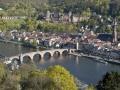 Altstadt mit Schloß Heidelberg
